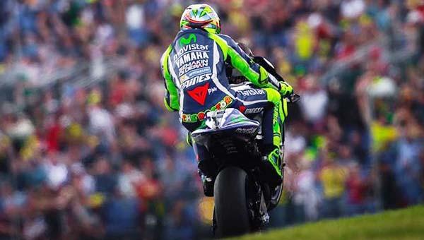 Valentino Rossi di Jerman