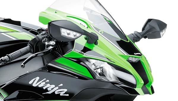 Inspirasi design Ninja 250 FI 2017, ZX10R
