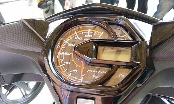 Speedometer All New Honda BeAT eSP 2016