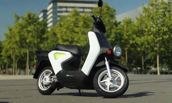 Honda Ev Neo, motor Listrik yang di Ujicoba Motor Listrik