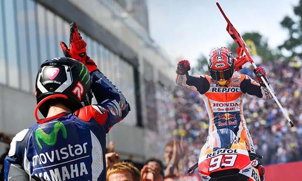 Prediksi MotoGP Aragon, Lorenzo vs Marquez