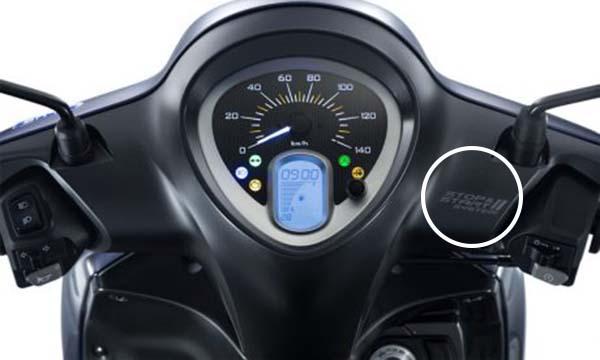 Start Stop System Yamaha