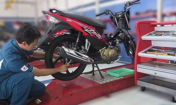 Suzuki Indonesia stop produksi banyak motor