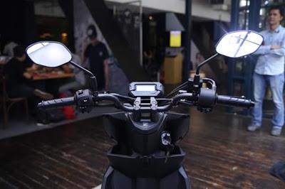 Panel Honda BeAT Street