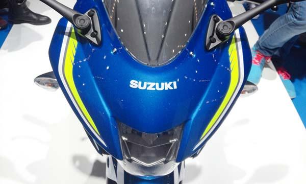Suzuki GSX-R125 baby GSX-R150 Headlamp