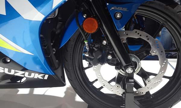 Suzuki GSX-R125 baby GSX-R150 ABS dan Casting Wheel