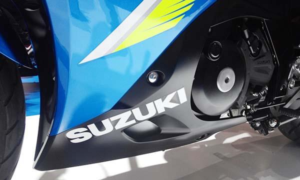Suzuki GSX-R125 baby GSX-R150 fairing kiri