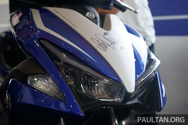 Twin Eye Headlamp Yamaha Aerox 155
