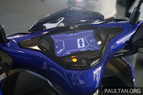 Panel Speedometer Yamaha Aerox 155