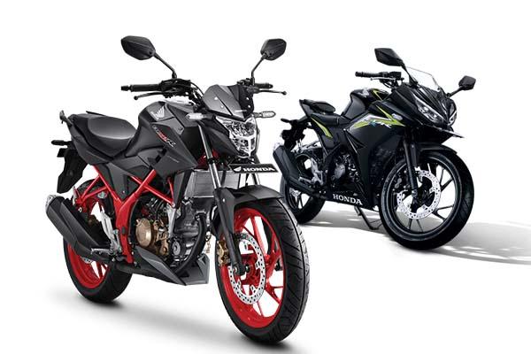 Honda CB150R dan CBR150R
