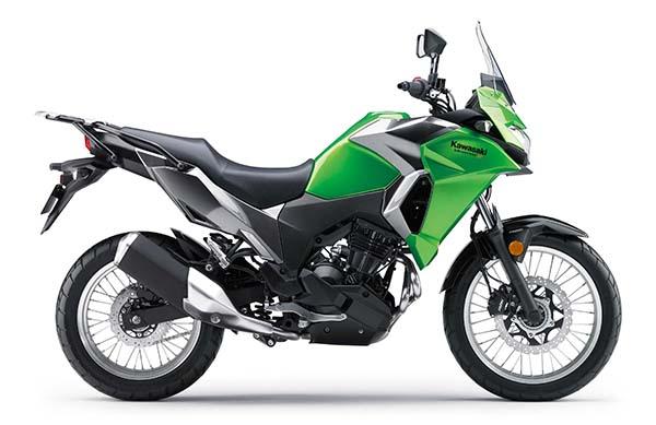 Kawasaki Versys-X 250 kanan