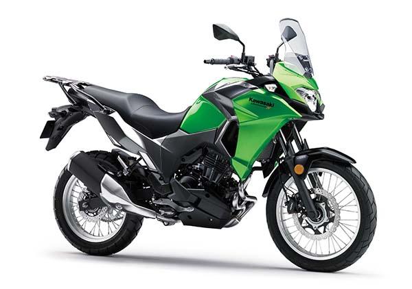 Kawasaki Versys-X 250 samping kanan