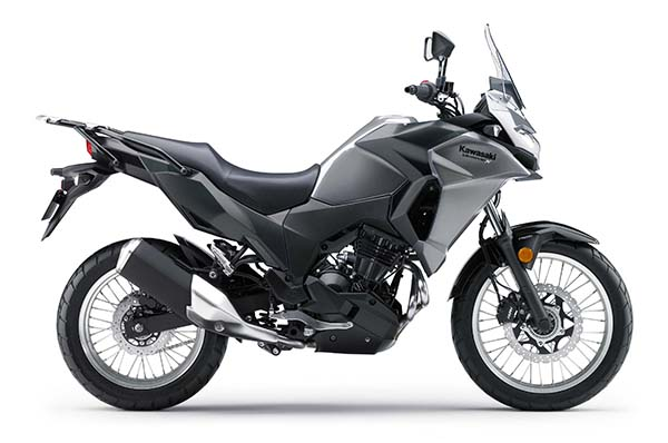 Kawasaki Versys-X 250 silver