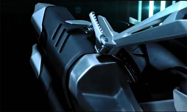 Dual Knalpot Honda CBR250RR