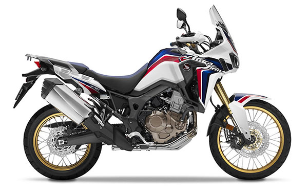 Motor Trail Honda, CRF 1000 Africa Twin
