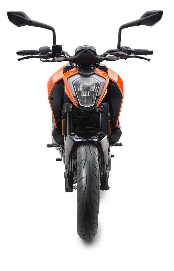 No Split-headlamp KTM Duke 250