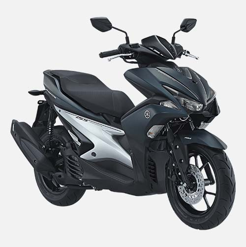 Pilihan Warna Yamaha Aerox 155 warna Matte Blue