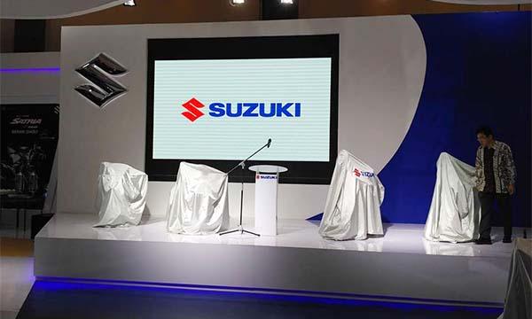 Suzuki GSX-R150 siap diperkenalkan