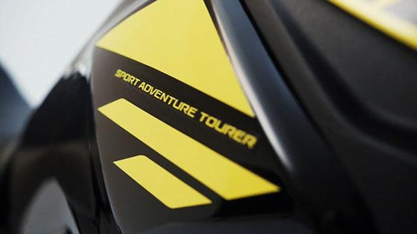 Suzuki V-Strom 250 Sport Adventure Tourer