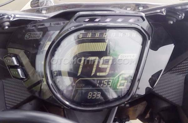 Top Speed Honda CBR250RR