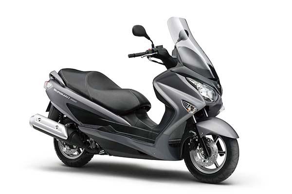 Burgman 200, Maxi Scooter Suzuki