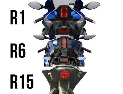 Buritan R1, R6 dan R15 2017