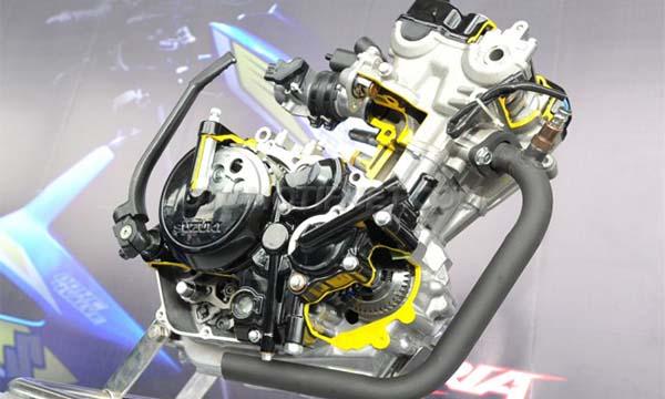 Mesin Suzuki GSX-R150