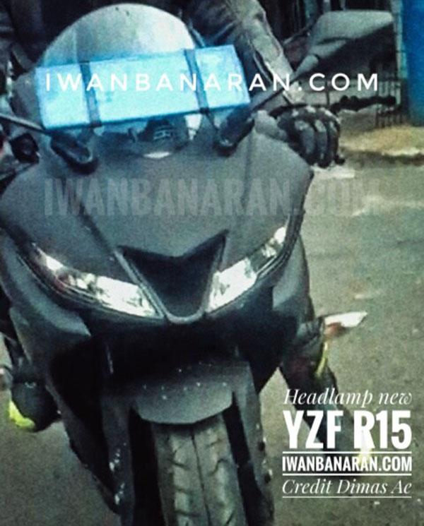Spyshoot Headlamp Yamaha R15 2017