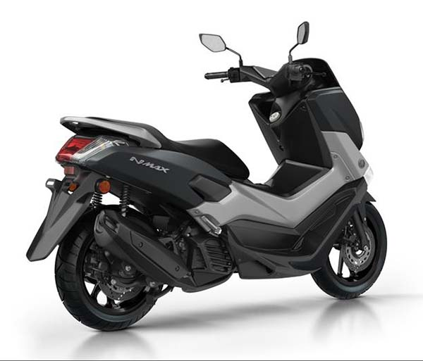 Yamaha NMax Model Year 2017 Hitam