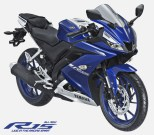 All New R15 Racing Blue