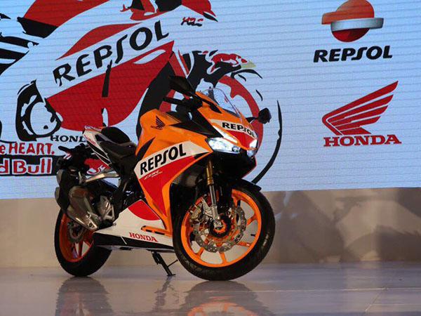 CBR250RR Livery MotoGP Repsol