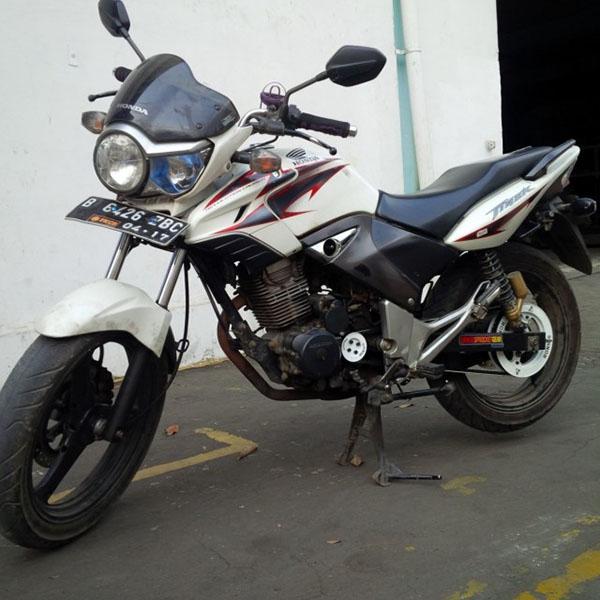 Gear Sinnob untuk Honda Tiger