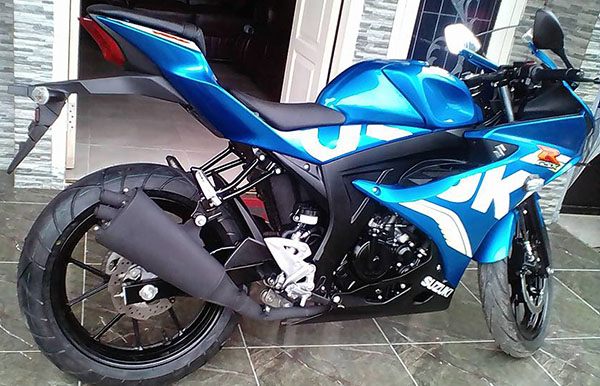 Rear Fender Suzuki GSX-R150