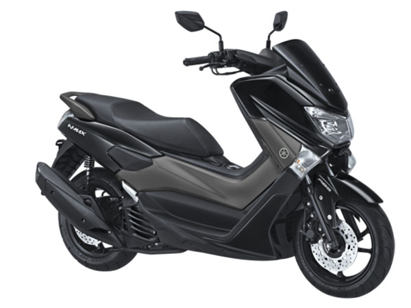 Yamaha NMax model year 2017 warna hitam