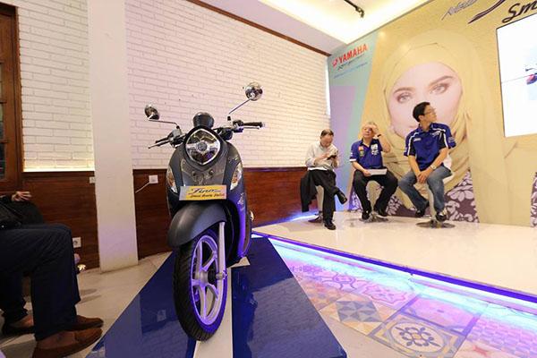 Yamaha kenalkan Fino Grande