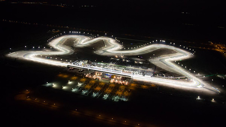 Sirkuit Losail Qatar