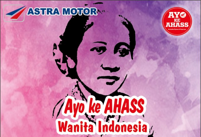 Astra ajak Wanita Indonesia ke AHASS
