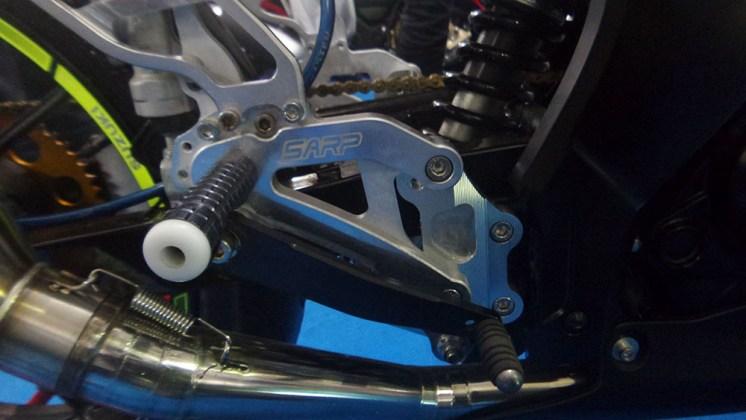 Footstep racing SARP Cobra series Suzuki GSX-R150