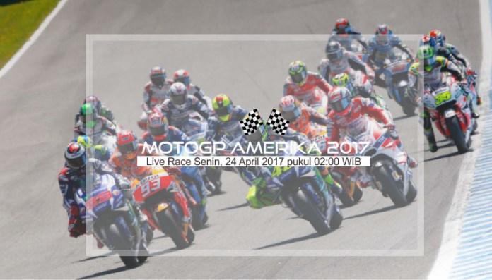 Jadwal MotoGP Amerika 2017