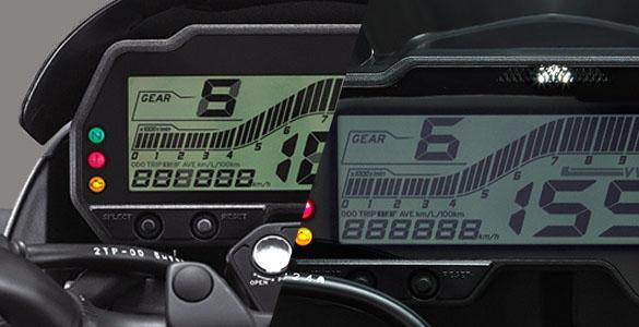 Speedometer Vixion 150 dan Vixion R 155