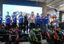 Suzuki launching Address Playfull dan Nex 2017
