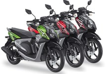 Warna Yamaha X-Ride 125