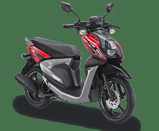 Yamaha X-Ride 125 Passion Red