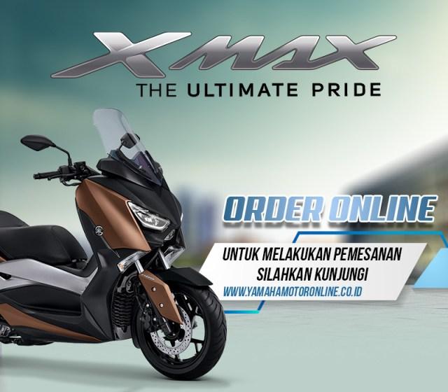 Inden Online Yamaha XMax 250