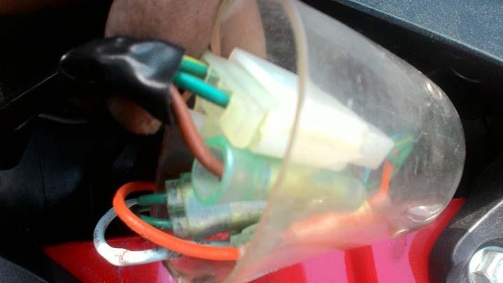 Superb Arti Warna Kabel Kelistrikan Motor Honda Yamaha Suzuki Dan Wiring 101 Capemaxxcnl