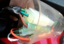 Kabel Kelistrikan Motor Honda