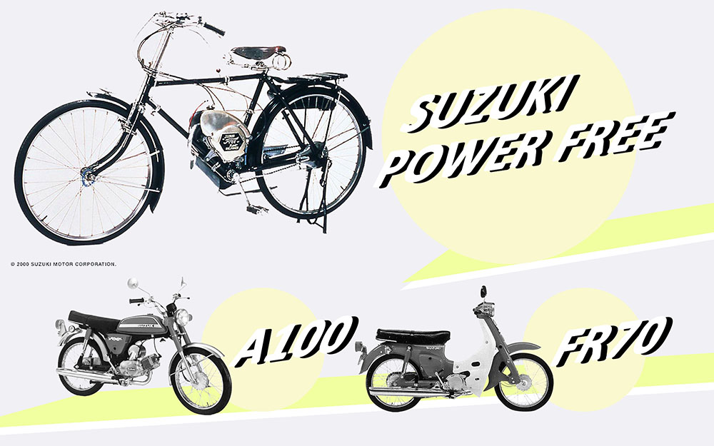 Suzuki Indonesia Motorcycle History