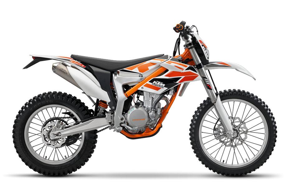 Trail KTM Freeride 350