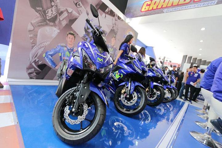 Yamaha Livery MotoGP 2017