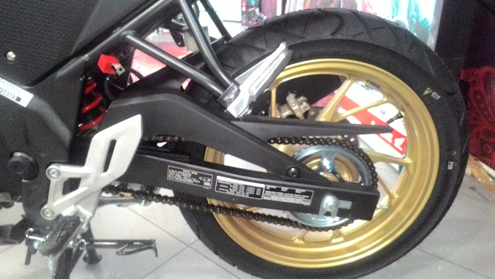 Honda CB1504 Velg Emas